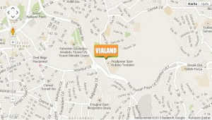 Vialand harita