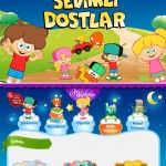 Teknolojiyle Çocuk Oyun ve Masalları