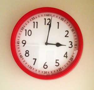 zamanı kaybetmek